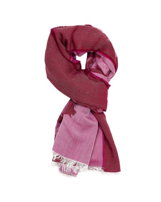 Twin Set | Red Scarf Women | Lyst