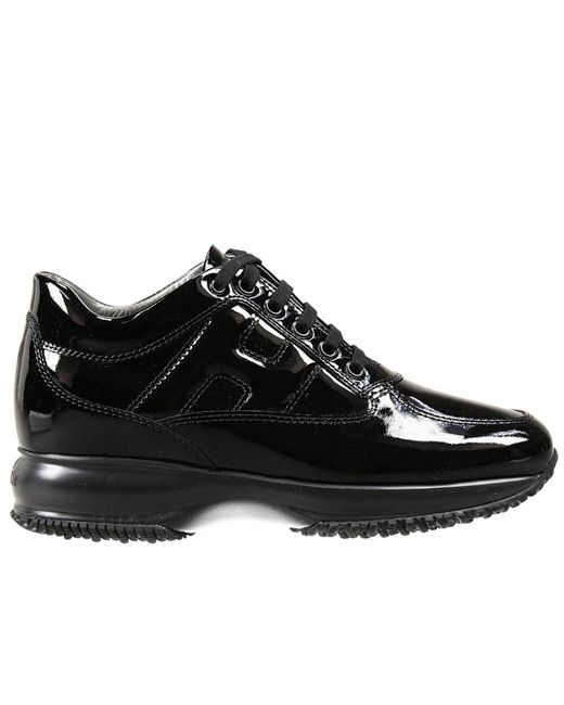 Hogan - Black Women's Sneakers - Lyst