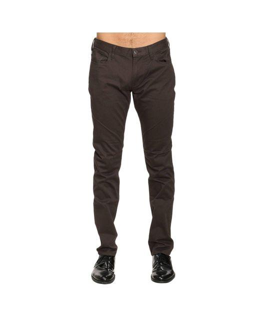 Armani Jeans   Multicolor Pants Men for Men   Lyst