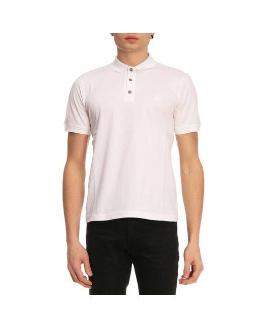 Giorgio Armani - White T-shirt Men for Men - Lyst