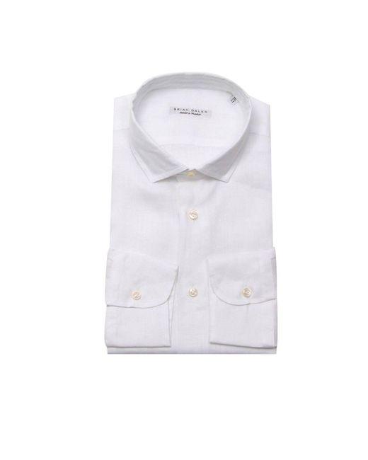 Brian Dales - White Shirt Men for Men - Lyst