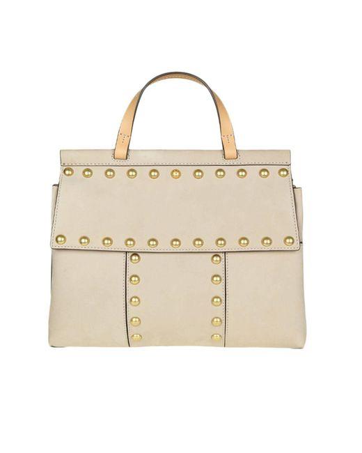 Tory Burch - Natural Handbag Shoulder Bag Women - Lyst