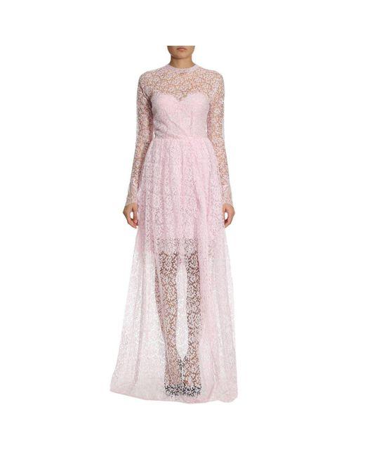 Ermanno Scervino | Pink Dress Women | Lyst