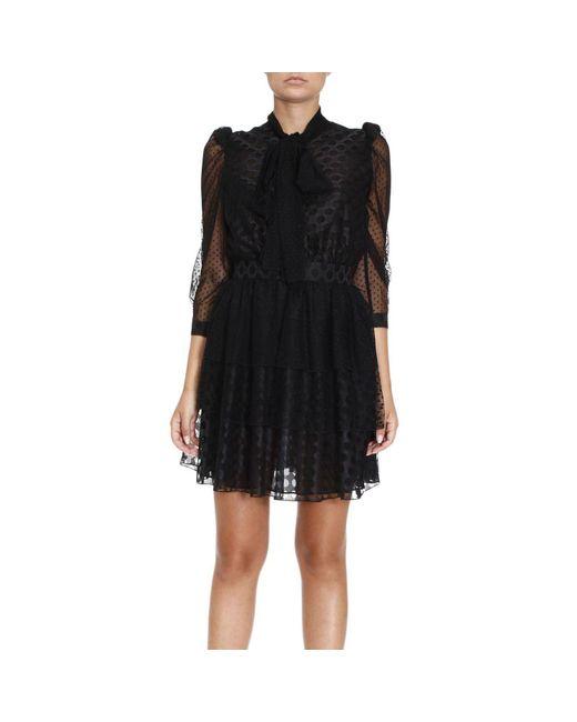 Just Cavalli | Black Dress Women | Lyst