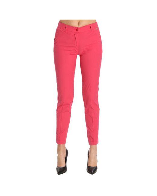 Twin Set - Multicolor Pants Women - Lyst