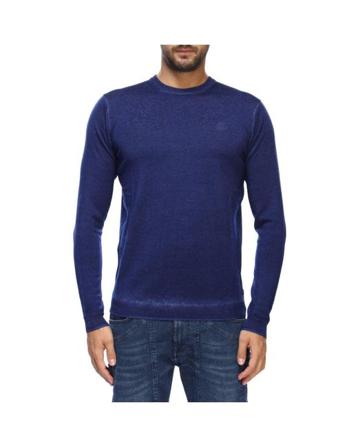 Henri Lloyd - Blue Sweater Men for Men - Lyst