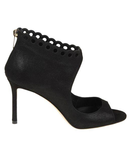 Jimmy Choo | Black Heeled Sandals Women | Lyst