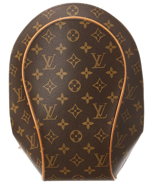 2296ab1687db Louis Vuitton - Brown Monogram Canvas Ellipse Sac A Dos - Lyst ...