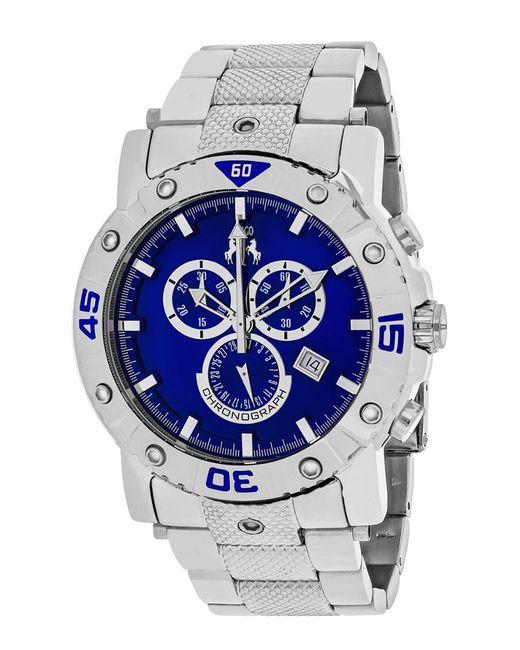 Jivago - Blue Men's Titan Watch for Men - Lyst