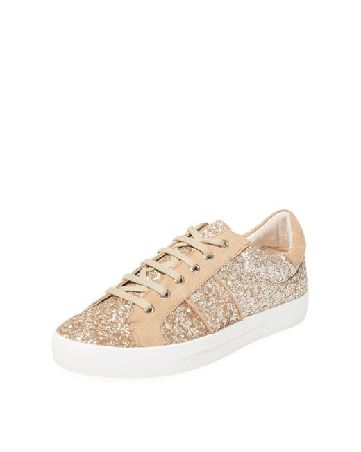 Joie - Metallic Dakota Low-top Sneaker - Lyst