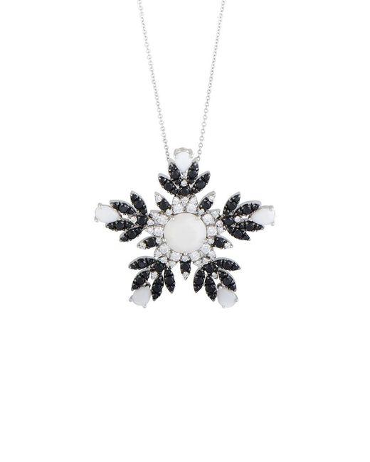 Pasquale Bruni Multicolor 18k 1.01 Ct. Tw. Diamond Necklace
