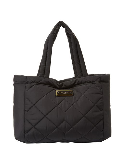 Marc Jacobs - Black Quilted Small Tote Bag - Lyst