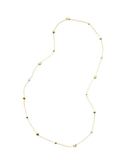 Marco Bicego - Metallic Confetti Pave Station Long Strand Necklace - Lyst