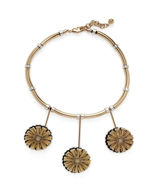 Lulu Frost - Metallic Patti Convertible Necklace - Lyst