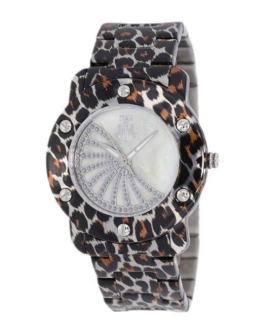 Jivago - Multicolor Women's Feline Watch - Lyst