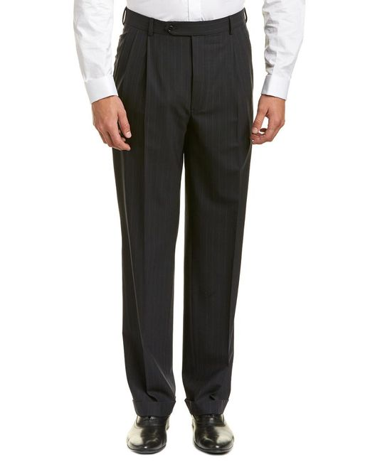 Brooks Brothers - Blue Madison Fit Wool-blend Trouser for Men - Lyst