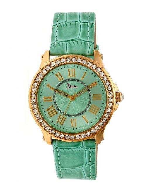 Boum - Green Women's Belle Watch - Lyst