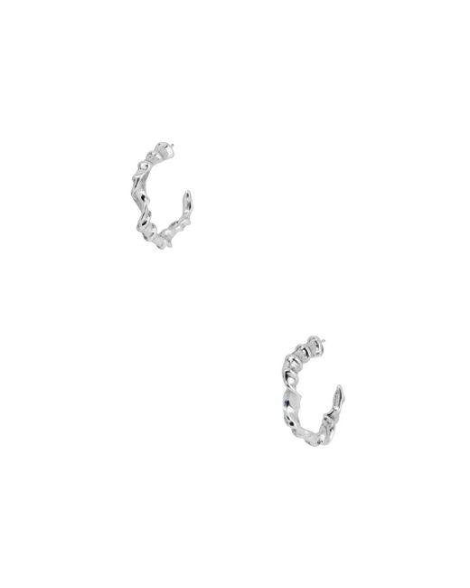 Uno De 50 - Metallic Re-twister Earrings - Lyst