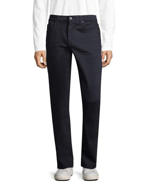 Joe's Jeans - Gray Brixton Cotton Pants for Men - Lyst