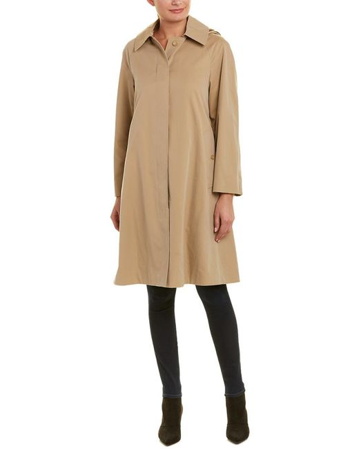 Burberry - Brown Richmond Car Coat - Lyst