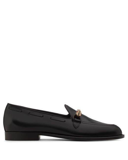 Giuseppe Zanotti Black Grady for men