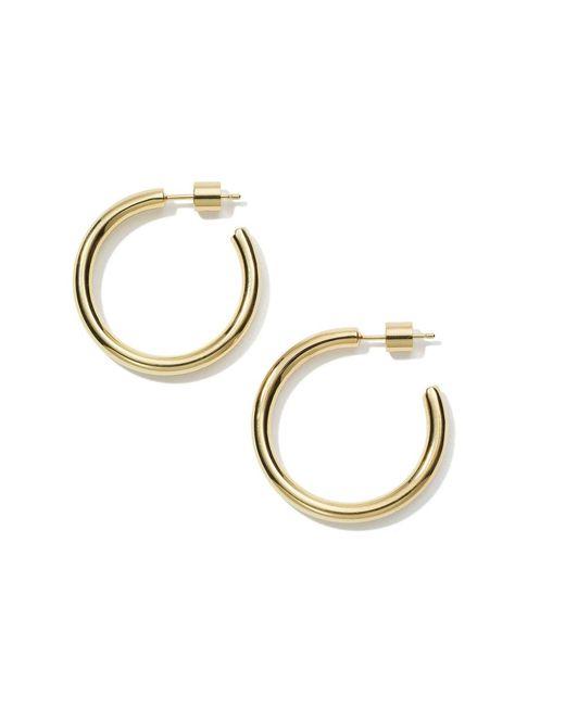 Jennifer Fisher - Metallic Goop Hoops Earring - Lyst