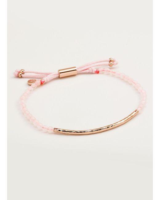 Gorjana & Griffin - Multicolor Power Gemstone Bracelet For Love - Lyst