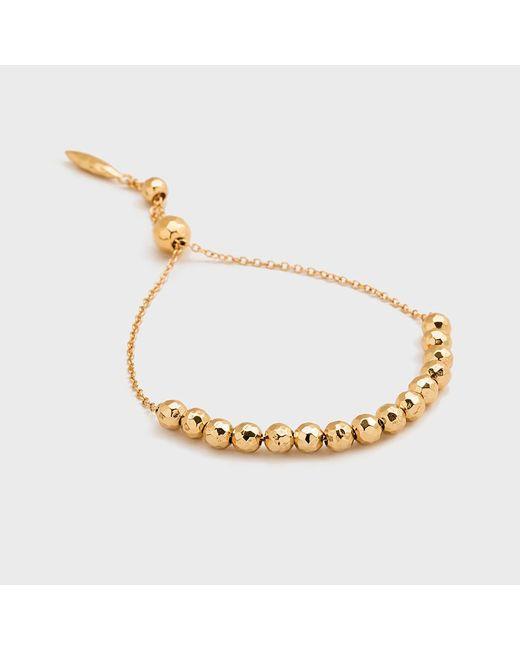 Gorjana - Metallic Laguna Large Adjustable Bracelet - Lyst