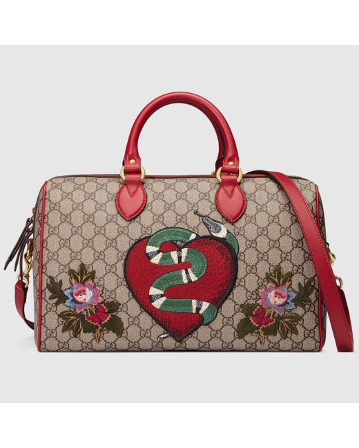 701804f64ef4a4 Gucci Limited Edition Supreme Bag   Stanford Center for Opportunity ...