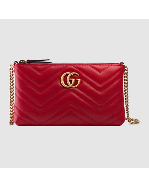 94e583505ef604 Gucci Marmont Bag Mini Red | Stanford Center for Opportunity Policy ...