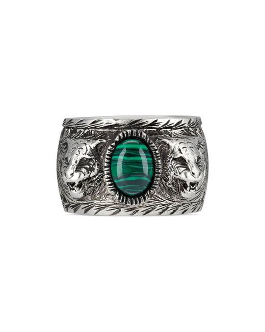 Gucci - Metallic Garden Ring In Silver for Men - Lyst