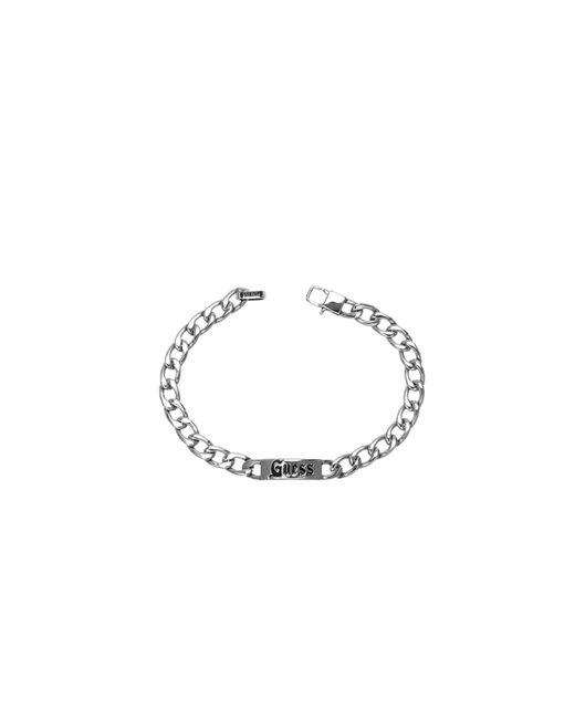 Guess | Metallic Unchained Steel Bracelet for Men | Lyst