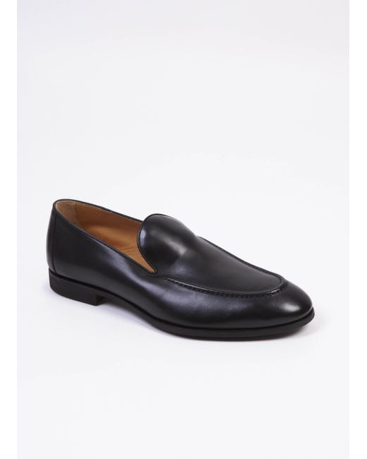 Lyst Lea Piped for Black Men in Hackett Loafers xAwSFT