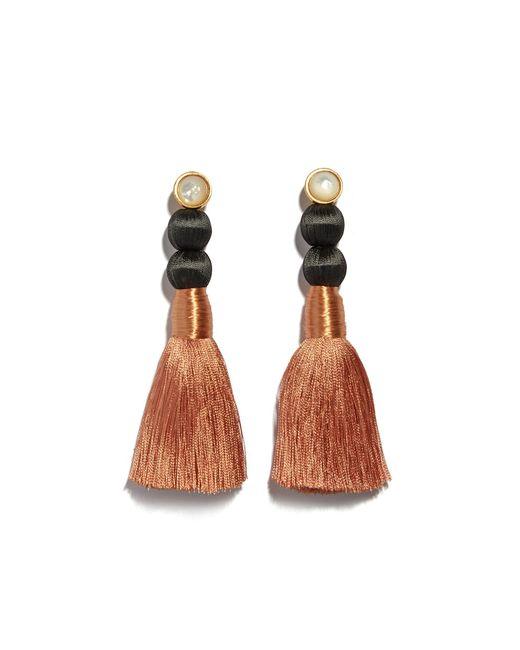 Lizzie Fortunato - Multicolor Modern Craft Earrings In Rose - Lyst