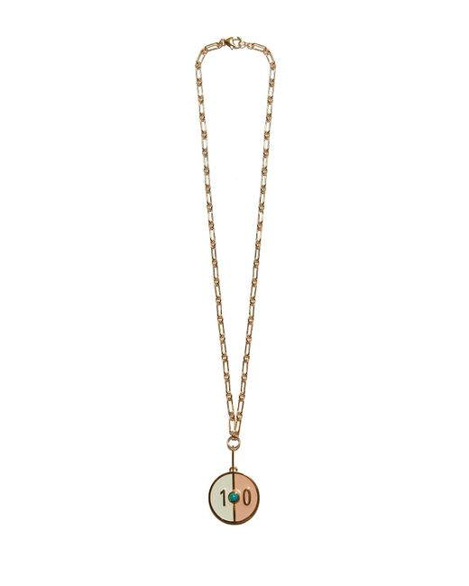 Lizzie Fortunato - Metallic Fortune Necklace - Lyst