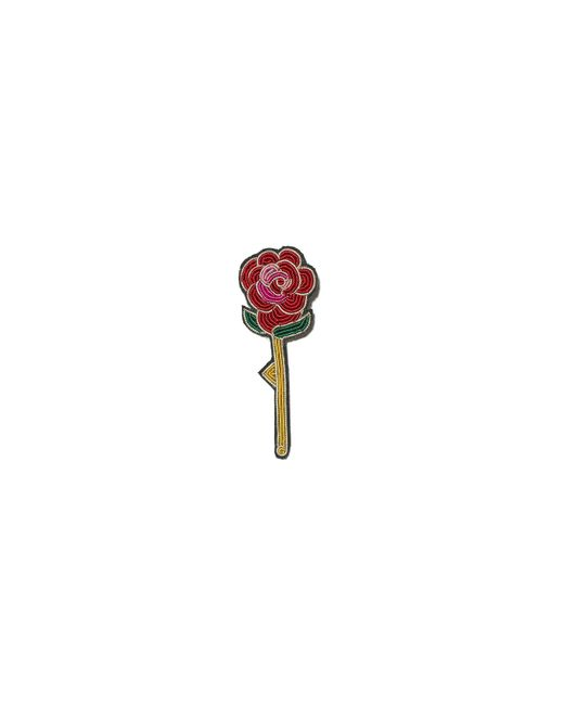 Lizzie Fortunato | Red Pen Pal Pin In Rose | Lyst