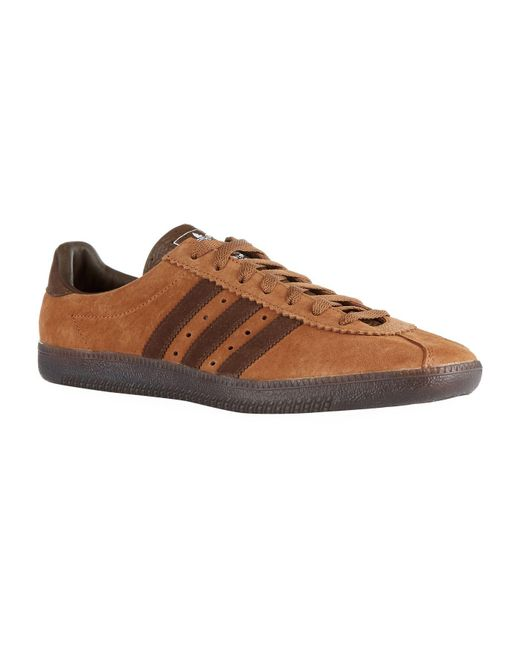 Adidas Originals - Brown Suede Padiham Spezial Sneakers for Men - Lyst