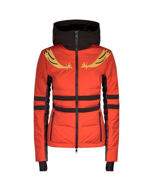 Lyst - Rossignol Yurock Down Jacket in Red - Save 1% 88bd3394b40
