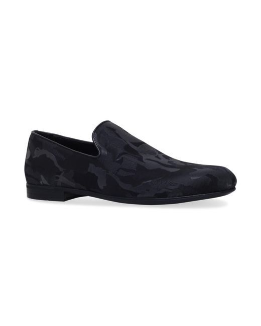 Jimmy Choo | Blue Sloane Camouflage Slippers for Men | Lyst