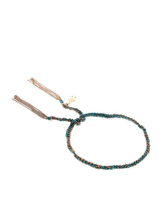 Carolina Bucci   Multicolor Baby Boy Lucky Charm Bracelet   Lyst