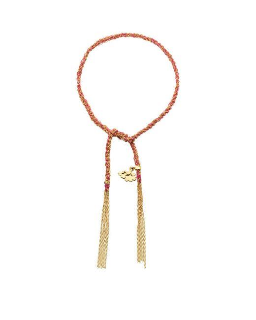 Carolina Bucci - Pink Dream Charm Lucky Bracelet - Lyst