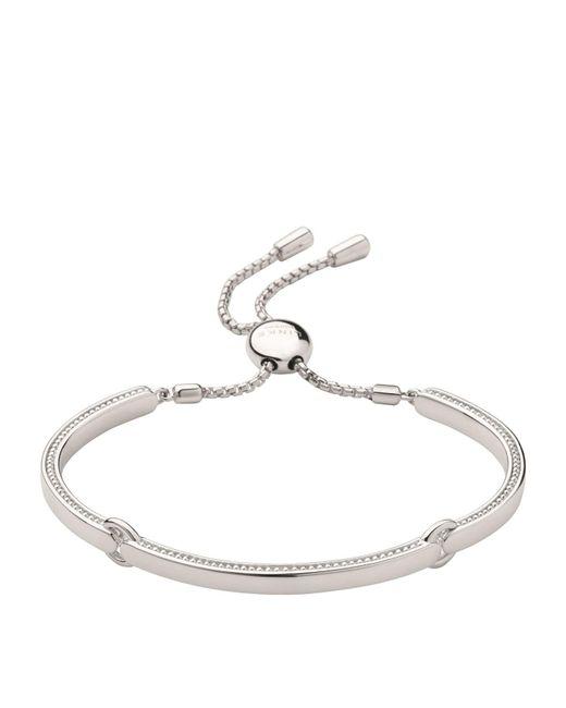 Links of London - Metallic Narrative Bracelet - Lyst