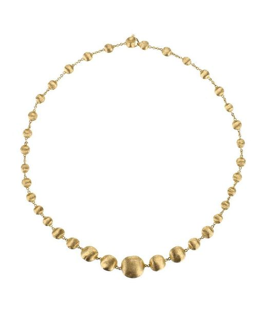 Marco Bicego | Yellow Africa Necklace | Lyst