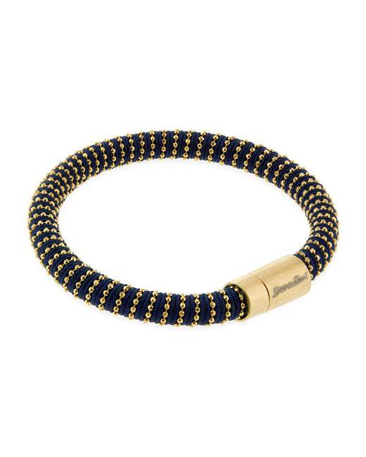 Carolina Bucci | Black Twister Bracelet Yellow Gold | Lyst