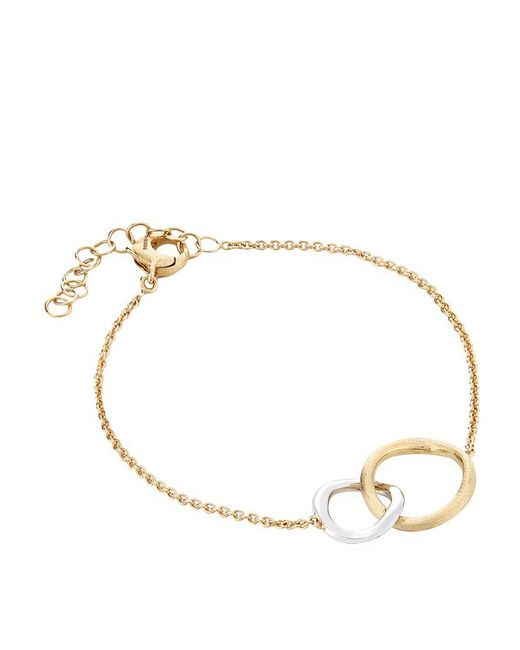 Marco Bicego | Metallic Jaipur Link Diamond Bracelet | Lyst