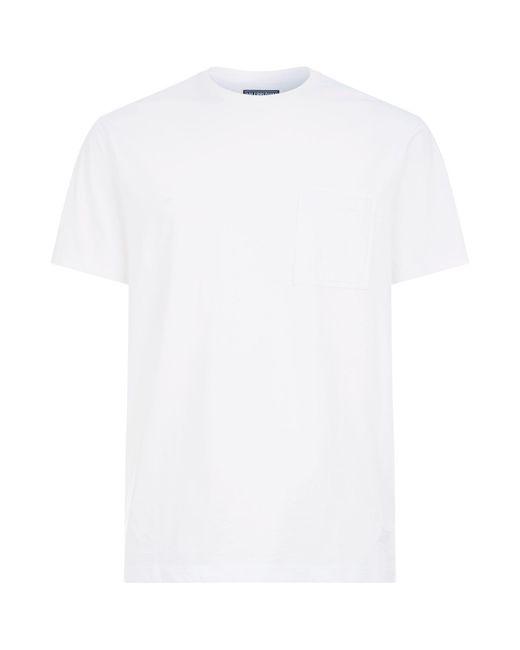 Vilebrequin - White Teegus Pocket T-shirt for Men - Lyst
