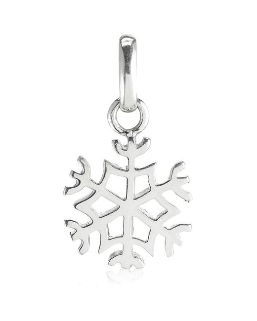 Links of London | Metallic Snowflake Charm | Lyst