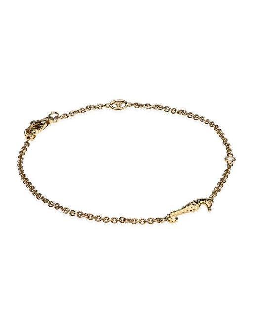 Theo Fennell | Metallic Seahorse Bracelet | Lyst