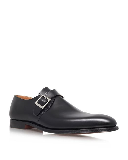 single men in crockett Monkton, an unmistakable member of the crockett & jones men's main  collection the simplicity of this plain fronted single buckle monk shoe is what  makes in.