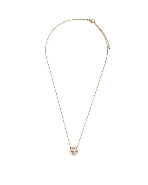 Susan Foster   White Diamond Cluster Necklace   Lyst